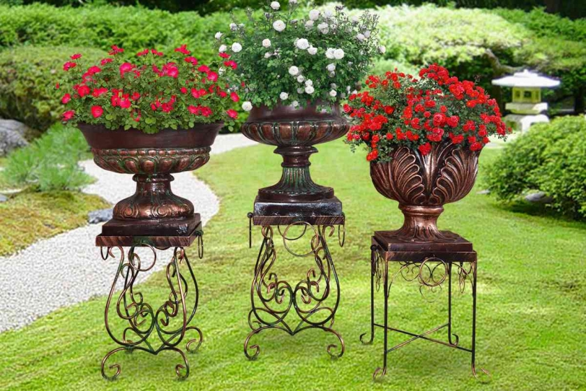 Снижение цен на всю интерьерную мебель и цветочницы до 15%