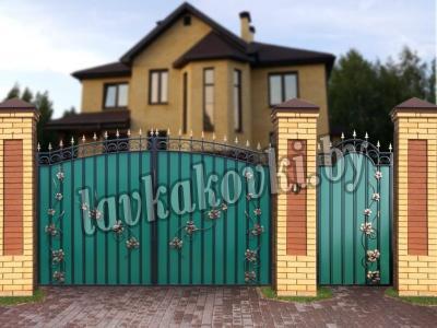 """Ворота """"МПА"""" Лоза"""