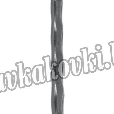 12.174-S Квадрат цельный с насечками