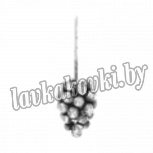 14.302.02-Т Кованый элемент виноградная гроздь