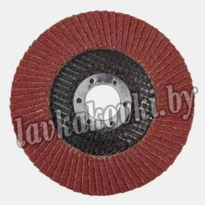 Круг зачистной лепестковый PEGATEС 125А-G 80