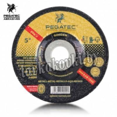 Круг зачистной по металлу PEGATEC 125*6*22,2