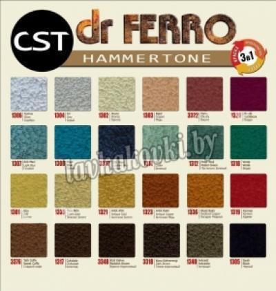 Антикор Dr.Ferro Hammerton 0.9/0.75