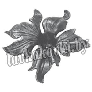 14.087.30-К Декоративный цветок (литьё)