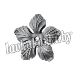 14.087.32-К Декоративный цветок (литьё)