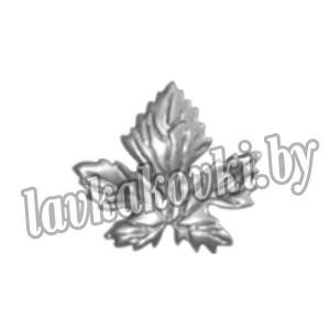 14.041 Декоративный элемент штампованный лист