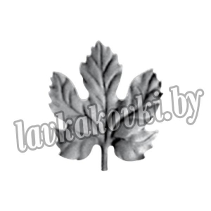 14.042 Декоративный элемент штампованный лист