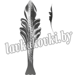 14.087.08-Т Декоративный элемент штампованный лист