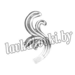 14.241.13-Т и 14.241.14-Т Декоративный элемент штампованный лист (пара)