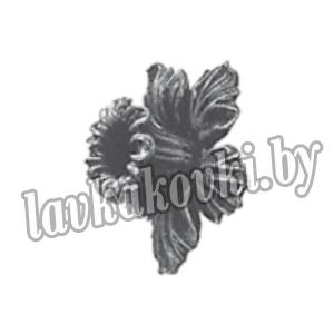 14.087.31-К Декоративный цветок (литьё)