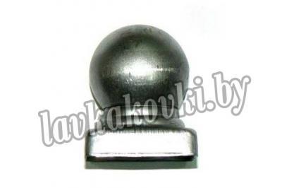 Заглушка с шаром 25