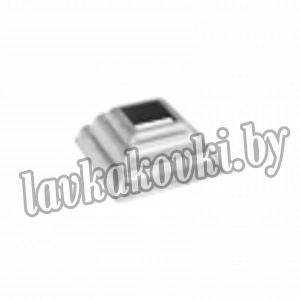 13.484.16-T Закладная (Отв. квадрат 16 мм)