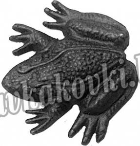 Лягушка литая 6299