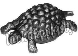 Черепаха литая 6307
