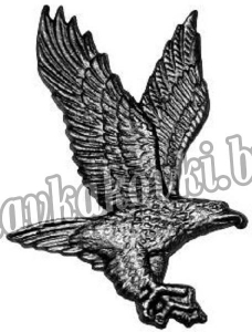 Орёл литой 6406