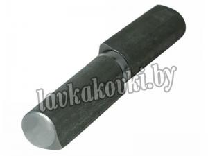 Петля каплевидная 140*20 мм с подшипником