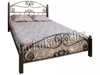 """Кровать """"Лагиза"""" 2 спинки"""
