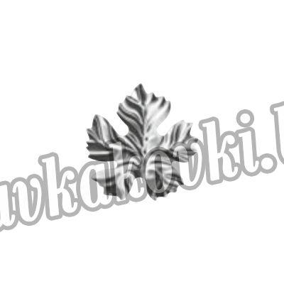 14.302.07-S Лист Винограда штамп