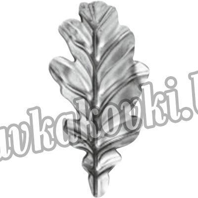 14.307.01-S Лист дуба штамп