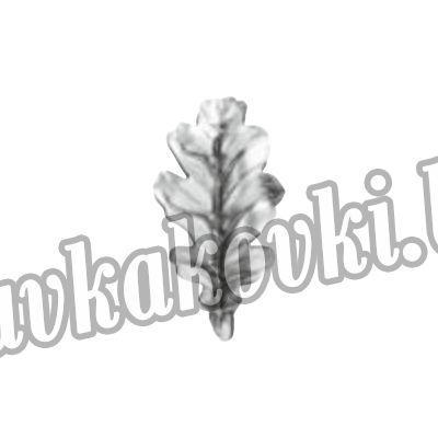 14.307.03-S Лист дуба штамп