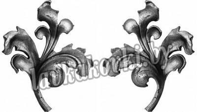 14.087.17 и 14.087.18 Лист (Пара литой)