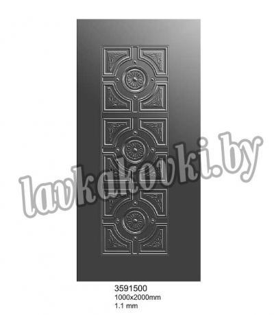 Дверная панель 3591500