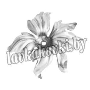 14.087.30-Т Декоративный элемент штампованный цветок