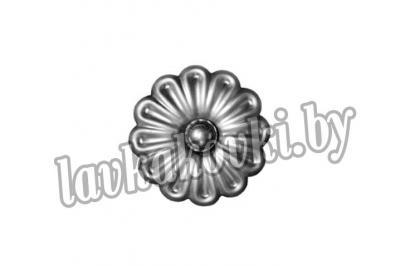 Цветок с шариком